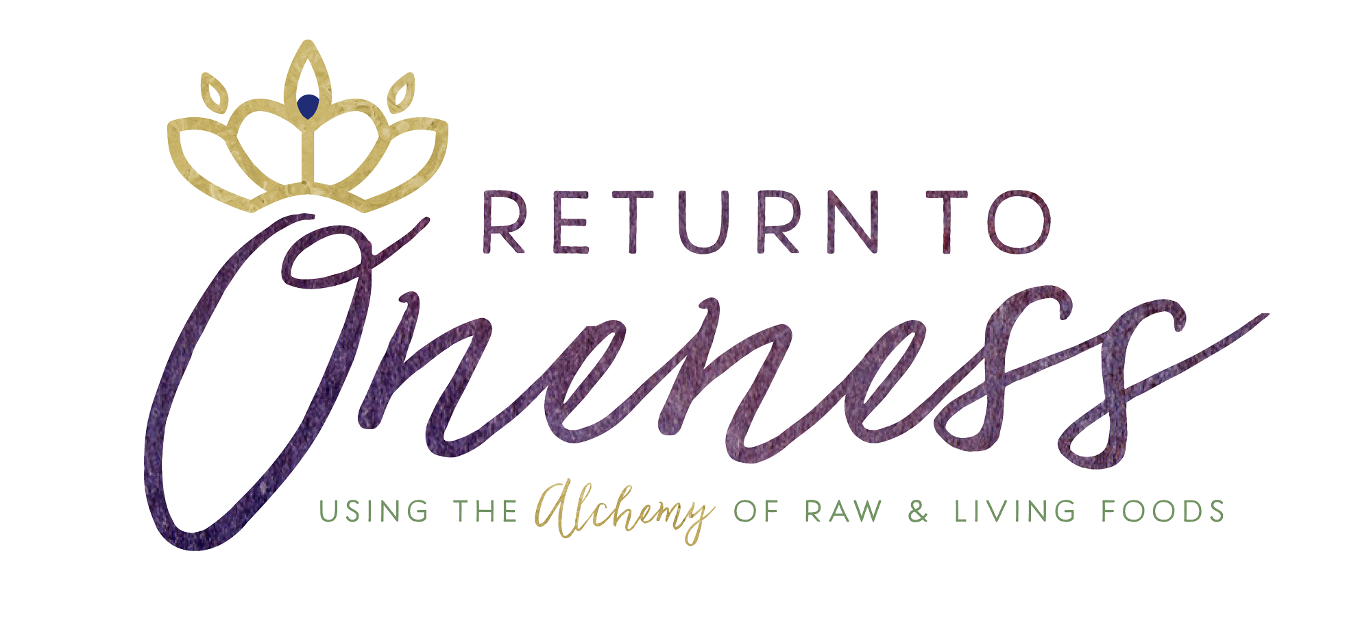 Return To Oneness